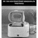 SGH BB-1350 kenyérsütő (Aldi) használati útmutató, magyar