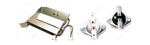 Kapcsolók, termosztátok, érzékelők