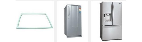 Hűtőajtó szigetelés